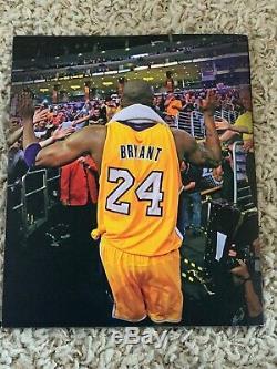 Pas D'étiquette Slam Présente Le Kobe Bryant Forever Spécial Collector Numéro La Lakers