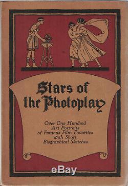 Photoplay Etoiles Magazine / Film De La Silent Première Édition Photoplay 1916