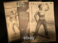 Pictorial Près De Course Physique Complète Homme Homme Beefcake Physique Boy Gay Intérêt