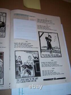 Playboy Magazine Febuary 1954 Avec Center Fold