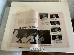 Playboy Magazine Septembre 1954 Vol. 1, No. 10 1re Année Fine Jackie Arc-en-cole