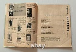 Playboy Original Décembre 1953, Marilyn Monroe, 1er Numéro, Hugh Hefner, Clean
