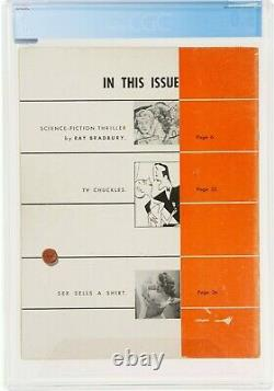 Playboy V1 # 4 Mars 1954 Hmh Publishing Dolores Del Monte Joanne Arnold Cgc 5.0