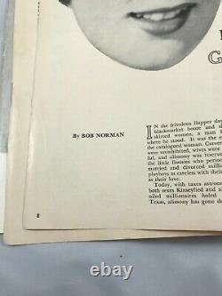 Playboy Vol 1 Issue #1 Décembre 1953 Avecmarilyn Monroe