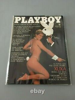 Playboy Xuxa Ed. 89 Décembre 1982