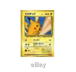 Pokemon Card 1999 Pikachu Entraîneur Magazine Vol 1 Encliquetez Promo (magazine Non Ouvert)