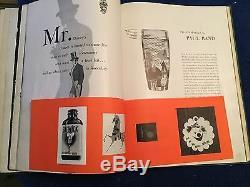 Portfolio Un Magazine Pour Les Arts Graphiques Hiver 1950 Volume 1 Numéro 1 Rare