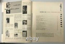 Première Impression Playboy 1ère Émission Marilyn Monroe Décembre 1953 1 Propriétaire Non Pressée
