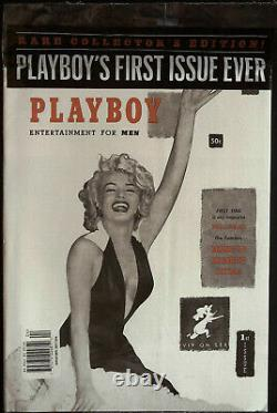 Rare 2014 Collectors Edition Jolyboy Premiere Numéro Ever Marilyn Monroe @ Seeled @