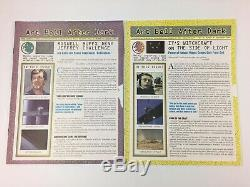 Rare Art Bell After Dark Bulletins Lot De 12 1997 Côte D'origine To Coast Am