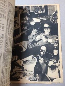 Rare Interview Magazine Juillet 1979 Signé Par Andy Warhol Et Truman Capote