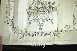 Rare Magazine De La Dame Ou Compagnon Entreprenant Vol 25 Année 1794