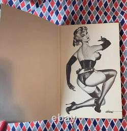 Rare Vintage 1960 Selbee Connoisseur Digest Mens Magazine #2 Gene Bilbrew Eneg