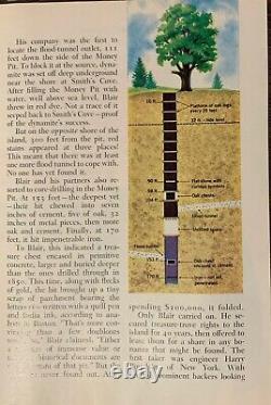 Readers Digest Janvier 1965 Oak Islands Mysterious Money Pit. Version Canadienne