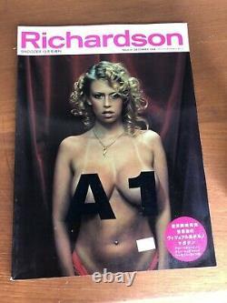 Richardson A Quarterly, Numéro A1 (snoozer, No 12) 1er Janvier 1998