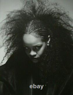 Rihanna Gigi Hadid I-d Magazine Rihannazine Dernière Copie