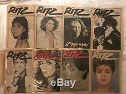 Ritz Magazine, Grande Collection, 66 Numéros