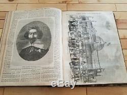 Salon De Dessin Photo De Gleason, Companion Magazine 1853 Illustrated