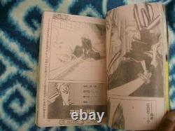 Saut D'obstacles 2001 Vol. 36 37 Magazine Bleach Episode 1 Japonais Du Japon Utilisé