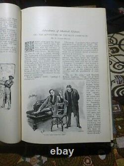 Sherlock Holmes 1ère Édition Very Good Condition Vol 3/iii Strand Magazine