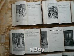 Sherlock Holmes Authentique 1er Editions A. Conan Doyle Strand Magazine 1 À 6 Tomes