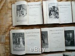 Sherlock Holmes Authentique 1er Editions De Conan Doyle Strand Magazine 1-12 Tomes
