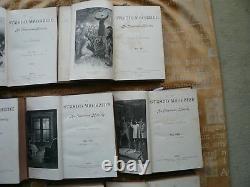 Sherlock Holmes Authentiques 1st Editions Conan Doyle En Grand Magazine. Vol. 1 À 6