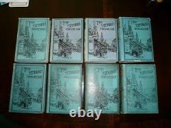 Sherlock Holmes Genuine 1ère Édition Vols 1 8 Strand Magazine Couvertures Originales