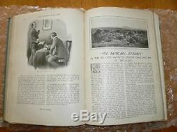 Sherlock Holmes Vrai 1ère Édition 1908 Strand Magazine Vol XXXVI Delux Gold Leaf