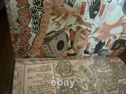 Shonen Jump Hebdomadaire 2004 No. 1 Couverture Death Note Nouveau Numéro De Série Manga Rare Japan