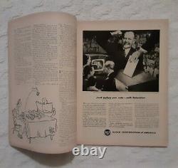 Signé! J D Salinger Juste Avant La Guerre Avec Les Esquimaux. New Yorker 1948 Gell-mann