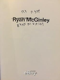 Signé Ryan Mcginley Index Books Première Édition 2002 Dash Snow Vice Magazine