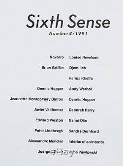 Six Sixth Sense Numéro 8 Comme Des Garcons (rei Kawakubo) 1991