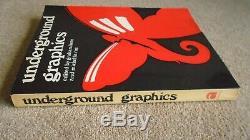 Souterrain Graphics Livre Ed. Keen / La Rue. Le Magazine Oz, Hapshash, Martin Sharp