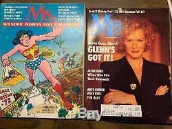 Sp. Collection Magazine 1972 1989 Première Édition Wonder Woman Cover