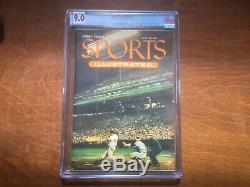 Sports Illustrated 1954 Édition Première Édition Toutes Les Cartes De Base-ball Graded 9.0