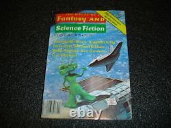 Stephen King Gunslinger Dans Magazine Of Fantasy - Science Fiction 10/78