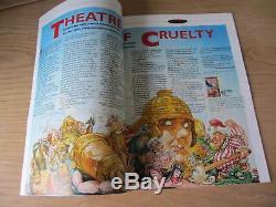 Super Rare Terry Pratchett Théâtre De La Cruauté Wh Smith Bibliothèque Histoire Courte
