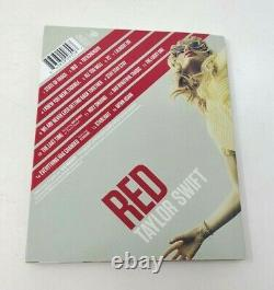 Taylor Swift Red Edition Limitée Affiche CD Magazine Guitare Picks