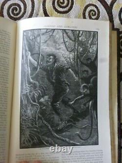 The Strand Magazine Sherlock Holmes 1ère Édition Antique Hardback Volume VI 1893
