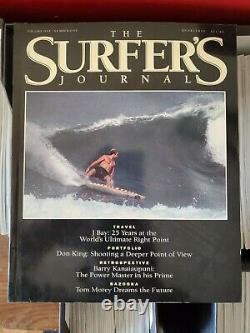 The Surfer's Journal (the First 28 Years - Ensemble Complet)