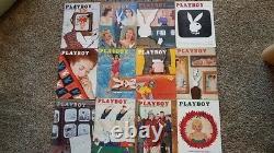 Toutes Les Magazines De Playboy De 1953 2014, Nice Condition, 724 Mags