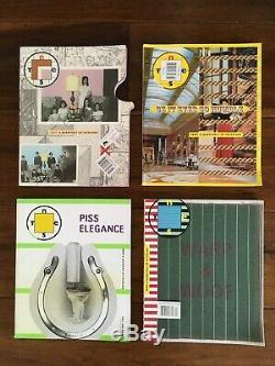 Tres Beau Lot De 24 Nest Magazine Un Trimestriel D'intérieurs Presque Complet
