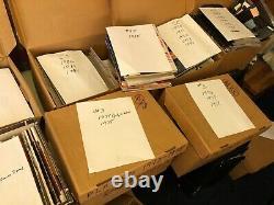 Un Énorme Lot De 382 Anciens Collectionneurs Playboy Magazines 1966-2003