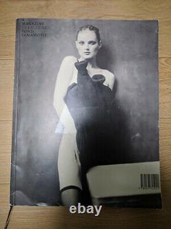 Un Magazine Organisé Par Yohji Yamamoto