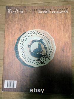 Un Magazine Sans C Sous Le Contrôle De Hussein Chalayan