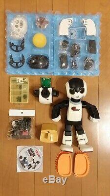 Utilisé Deagostini Hebdomadaire Robi Toy Première Édition Parts Magazine Kit Assemblée