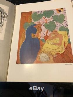 Verve Magazine Vol. 1, N ° 3 1938 Comprend 4 Lithographies Originales Klee