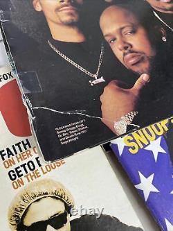 Vibe Magazine Death Row Records Iconic Rare