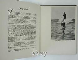 Vintage Histoire Du Surf California Surfriders By Doc Ball 1st Edition 1946 Rare